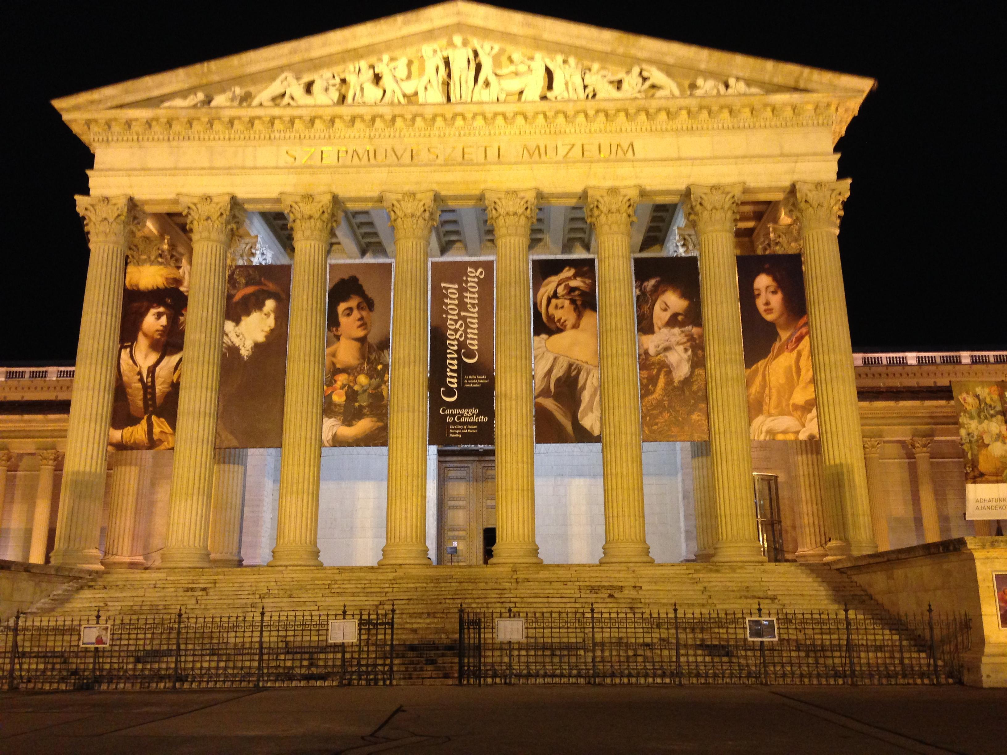 Img Museum Voor Schone Kunsten Boedapest