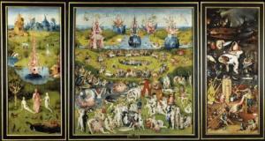 'De tuin der lusten' van Bosch. Bron: www.thenextwomen.com